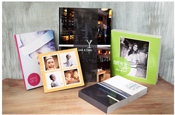 Physical prints and photo-books of your event are available to order for home delivery.