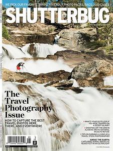 May 2015 Cover, Shutterbug Magazine