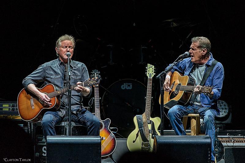 Don Henley & Glenn Frey