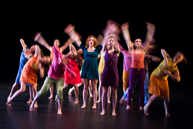 The Barnard Project - Dance Theatre Workshop, NYC (12/1/10)
