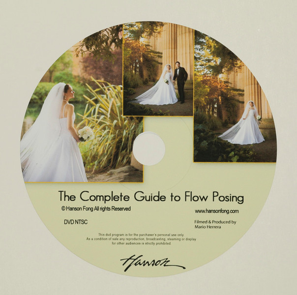 """The Complete Guide to Flow Posing DVD $59<br /> <br /> The """"Dance"""" to posing a couple!"""