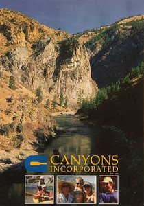 Canyons Incorporated - Whitewater Brochure 1