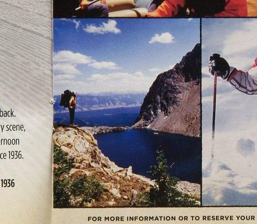 Ketchum/Sun Valley Chamber Brochure (close)