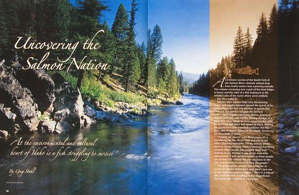 Sun Valley Guide Magazine - Editorial 5