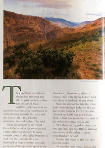 Sun Valley Guide Magazine - Editorial 4