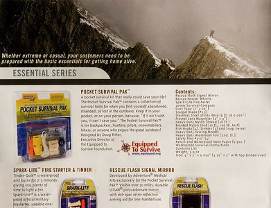 Adventure Medical Kits Catalog