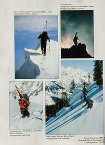 Backcountry Magazine - Photo Gallery Shots