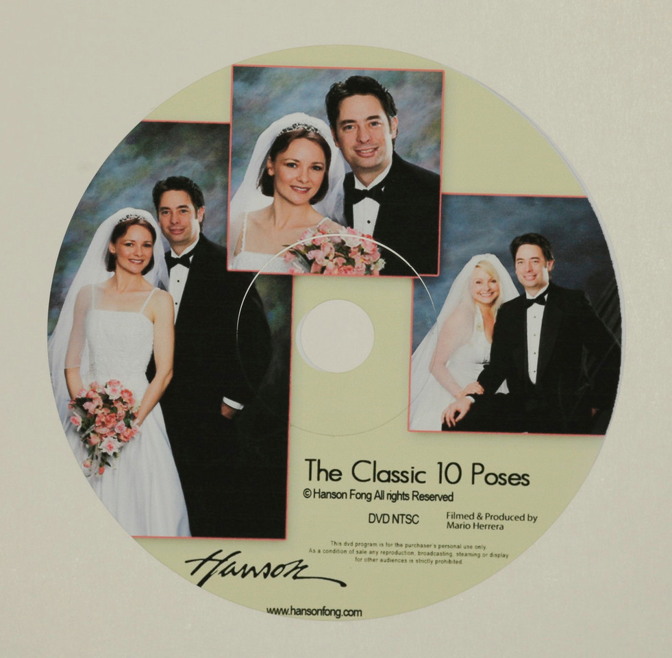 Classic 10 Poses DVD $59<br /> <br /> The Classic 10 poses Hanson has pioneered!