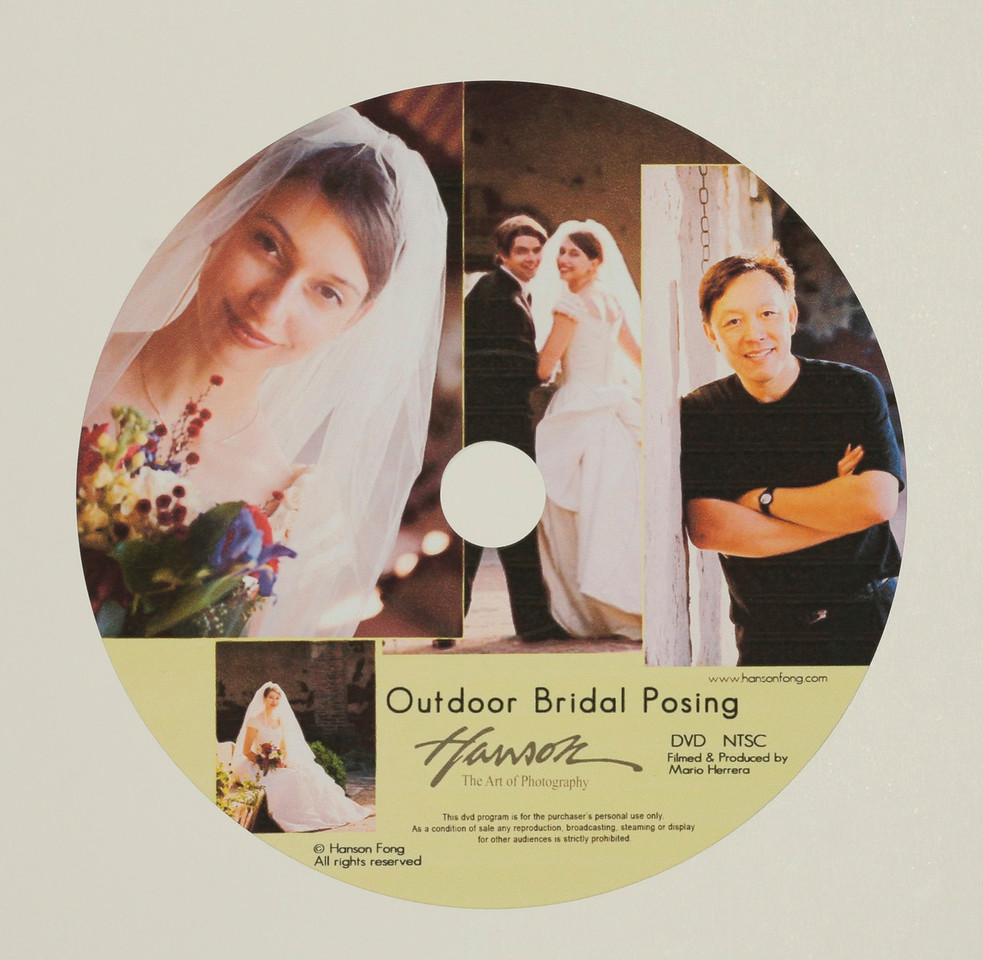 Outdoor Bridal Posing DVD     $59<br /> <br /> Regardless of the background and lighting, you will find the beauty and light!