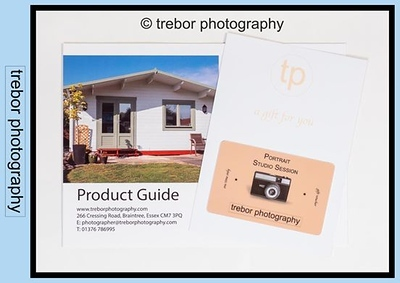 trebor photography - portrait studio gift voucher mothers day Braintree Essex - Orange