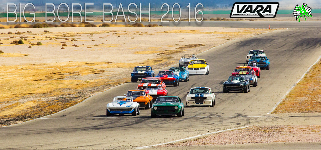 """VARA University 2015 - Buttonwillow, CA"""