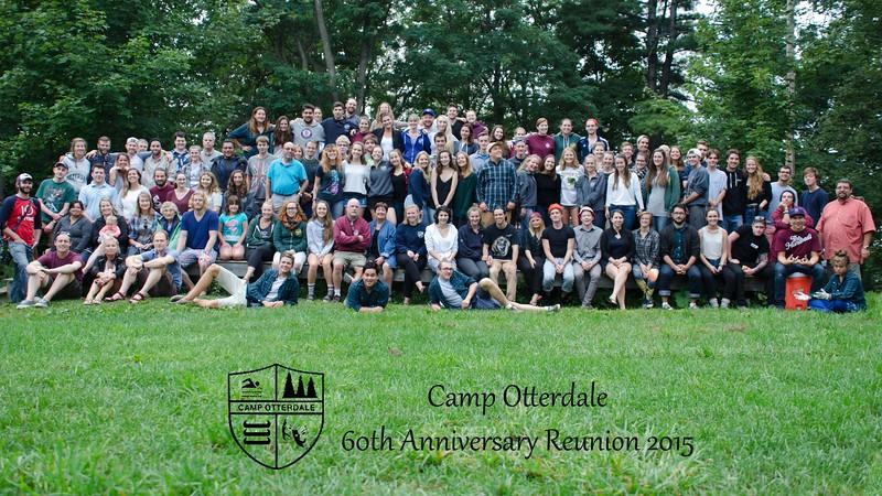 60th Anniversary group photo