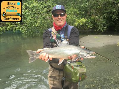 Remote Alaska Fly Fishing