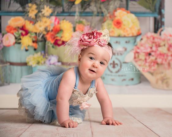 Ella ~ 6 Months