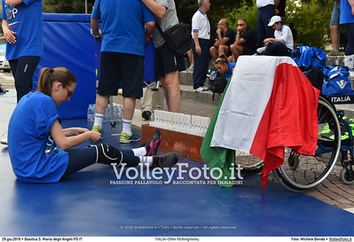ITALIA-CINA #SittingVolley