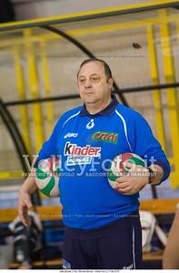 Romano Piaggesi, Tecnico Nazionale Sitting Volley