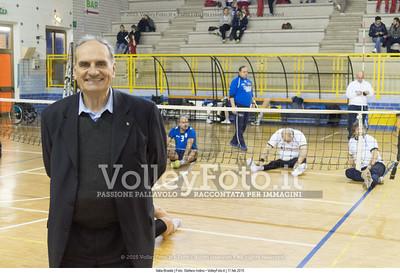 Benito Montesi, Responsabile del Settore Sitting Volley