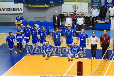Italia - Sardegna, Finale 3º/4º Posto