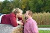 October - CJ and Riley, Engaged