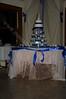 Ben and Nikki Wedding Cake