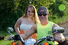Megan and Justin 5786