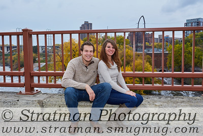 2016-10-15 Stephanie and Matt Engagement