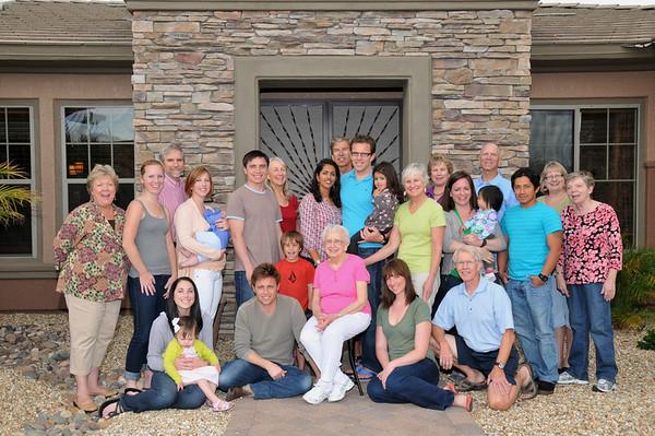 The Oristian Family