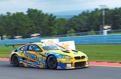 GT Daytona contender Turner Motorsports #86 BMW M6