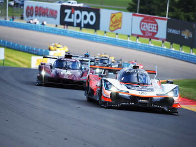 50th Six Hours of the Glen formation lap.