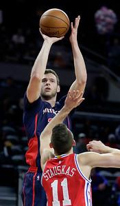 76ers Pistons Basketball