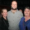 Julie Reinstedler, Rob Manning, Jr. and Beth Riff.