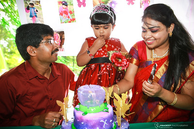 Siyaamika 4th bday!