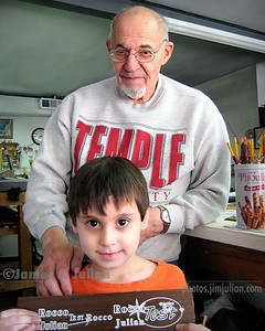 Uncle Vince and Rocco 2008