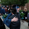 Scenes from the Sizer School graduation on Tuesday night at Weston Auditorium at Fitchburg State University.  SENTINEL & ENTERPRISE/JOHN LOVE