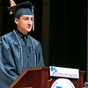 The Sizer A North Central Charter Essential School held their graduation on Thursday night, June 6, 2019 at Fitchburg State University. Graduate Casey Morse was one of the student speakers at the ceremony. SENTINEL & ENTERPRISE/JOHN LOVE