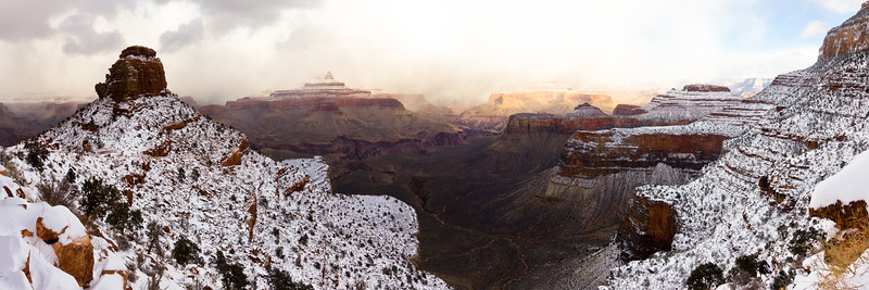 South Kaibab Panorama