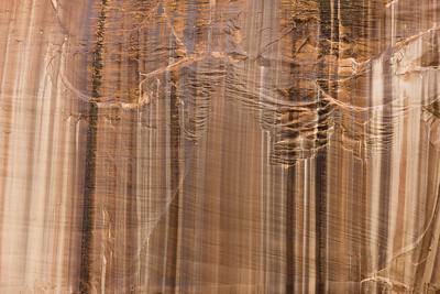 Wild Vertical Lines