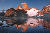 Fitz Roy Sunrise Panorama