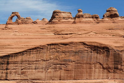 Delicate Arch & Friends
