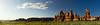 Chesler Park Evening Panorama