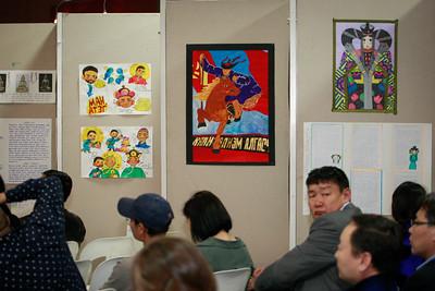 2019 тавдугаар сарын 17. Ерөнхий боловсролын сургуулийн сурагчдад музейн үзмэрүүдэд тулгуурлан Монголын түүхийн хичээл заалаа.ГЭРЭЛ ЗУРГИЙГ Г.ӨНӨБОЛД /МРА