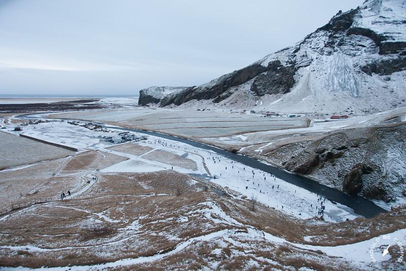 Icelandic Highlands, Lowlands, and Coasts