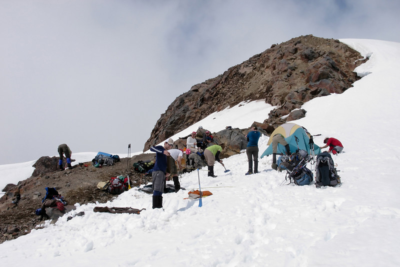 Our base camp