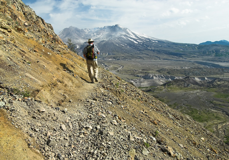 Mt. St. Helens Boundary Trail
