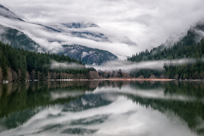 Misty Reflection
