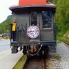 White Pass Railway Car (Gregg Gray)