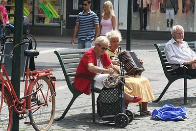 Dragspelare Malmö