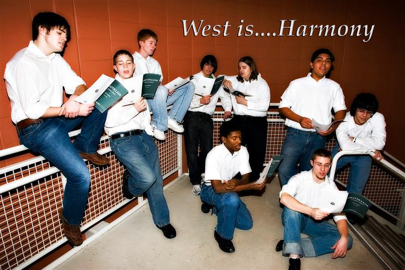 Varsity Singers Color soft glow