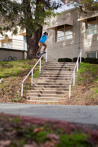 Garrett Ginner - Feeble to 5050