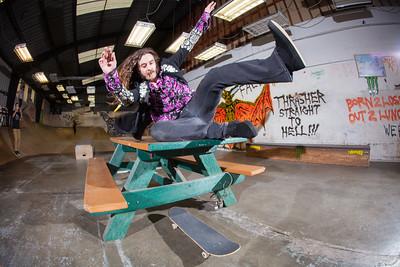Richie Jackson - Picnic Hippie Jump Slider
